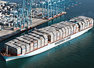 ShipManager software to be implemented at Maersk Line