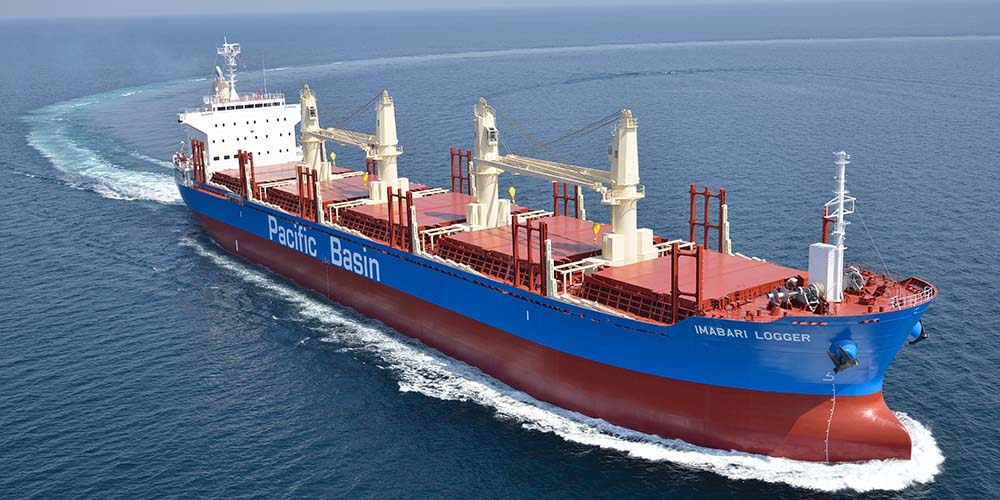 Pacific Basin adopts DNV GLs Shipmanager